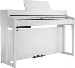 Roland HP702-WH White - Mat Wit