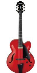 Ibanez AFC151-SRR Contemporary Sunrise Red Archtop