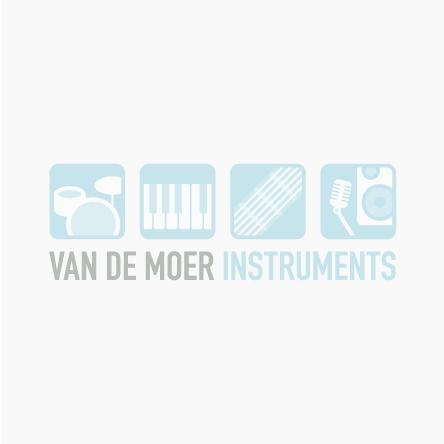18.6' Festival Instrument Cable Pure Hemp Rainbow