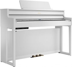 Roland HP704-WH White - Mat Wit